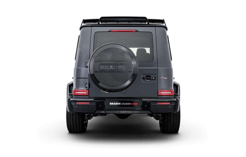 Mercedes-AMG G63 dezvoltă 800 CP mulțumită tunerului Brabus: casa germană propune și două pachete pentru caroserie - Poza 6
