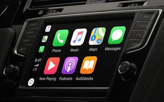 Apple introduce noutăți pentru CarPlay: design modern, îmbunătățiri pentru aplicații și funcție pentru dezactivarea notificărilor