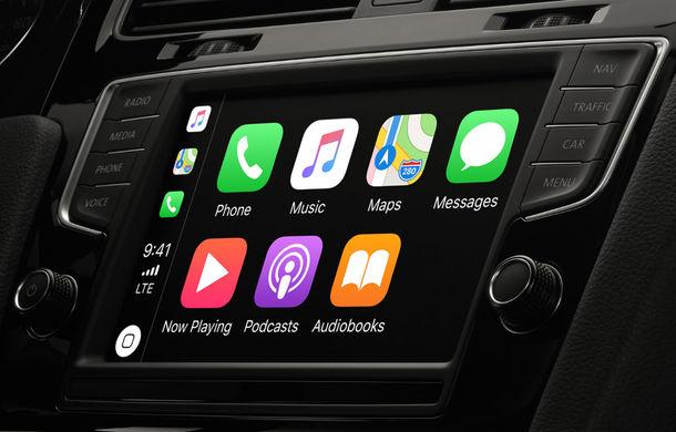 Apple introduce noutăți pentru CarPlay: design modern, îmbunătățiri pentru aplicații și funcție pentru dezactivarea notificărilor - Poza 1