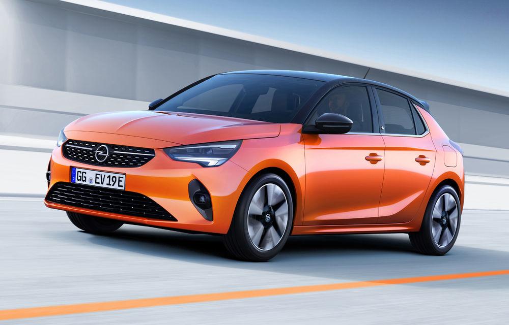Opel anunță prețurile pentru modelul electric Corsa-e: hatchback-ul subcompact pleacă de la 30.000 de euro - Poza 1