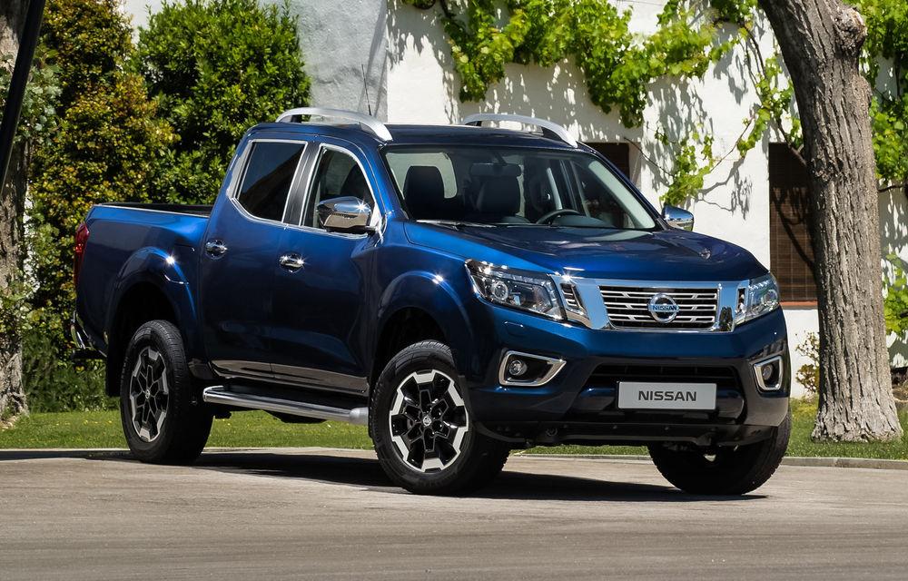 Nissan Navara primește o serie de îmbunătățiri: motor diesel de 2.3 litri mai performant și sistem de infotainment NissanConnect - Poza 5