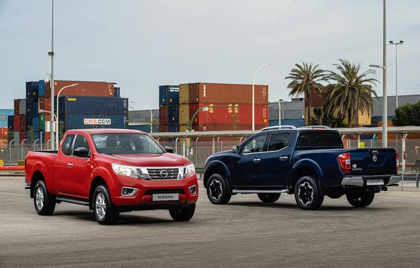 Nissan Navara primește o serie de îmbunătățiri: motor diesel de 2.3 litri mai performant și sistem de infotainment NissanConnect - Poza 3