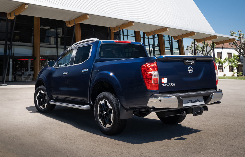 Nissan Navara primește o serie de îmbunătățiri: motor diesel de 2.3 litri mai performant și sistem de infotainment NissanConnect - Poza 6