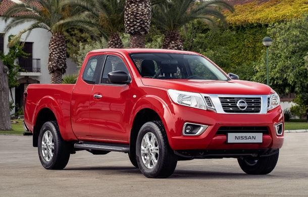 Nissan Navara primește o serie de îmbunătățiri: motor diesel de 2.3 litri mai performant și sistem de infotainment NissanConnect - Poza 1