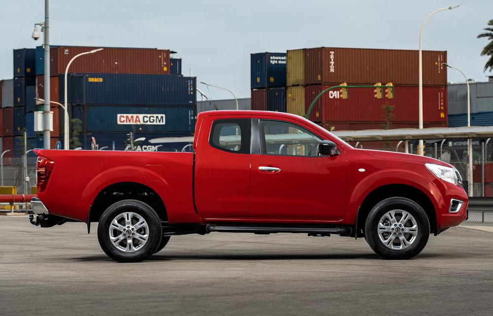 Nissan Navara primește o serie de îmbunătățiri: motor diesel de 2.3 litri mai performant și sistem de infotainment NissanConnect - Poza 2