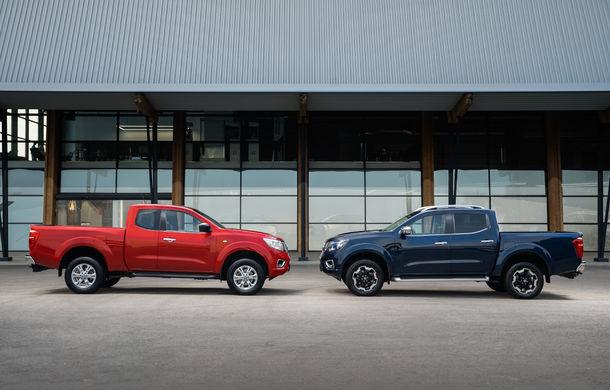 Nissan Navara primește o serie de îmbunătățiri: motor diesel de 2.3 litri mai performant și sistem de infotainment NissanConnect - Poza 4