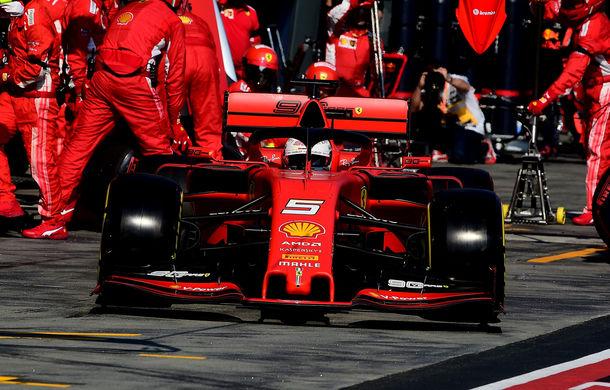"""Ferrari risipește speranțele fanilor: """"Nu vom îmbunătăți semnificativ monopostul în perioada următoare"""" - Poza 1"""