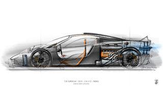 Gordon Murray pregătește succesorul lui McLaren F1: V12 de 650 CP, 100 de exemplare, preț de 2 milioane de lire: livrările încep în 2022