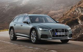 Audi prezintă noul A6 Allroad: protecții suplimentare pentru caroserie, o gardă la sol mai generoasă și motoare diesel de până la 349 CP