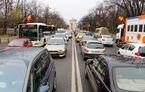 Studiu: Bucureștiul este cel mai aglomerat oraș din lume la orele dimineții