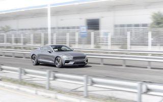 Ultimele teste cu Polestar 1: coupe-ul hibrid de 600 CP va intra în producție până la sfârșitul lui 2019
