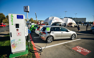 #ElectricRomânia: Kaufland, primul retailer din România care a promovat mobilitatea electrică, este partenerul principal al turului țării cu mașini electrice