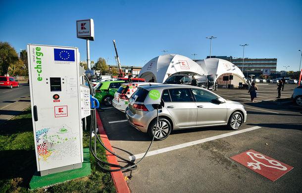 #ElectricRomânia: Kaufland, primul retailer din România care a promovat mobilitatea electrică, este partenerul principal al turului țării cu mașini electrice - Poza 1