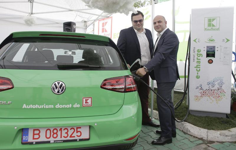 #ElectricRomânia: Kaufland, primul retailer din România care a promovat mobilitatea electrică, este partenerul principal al turului țării cu mașini electrice - Poza 4