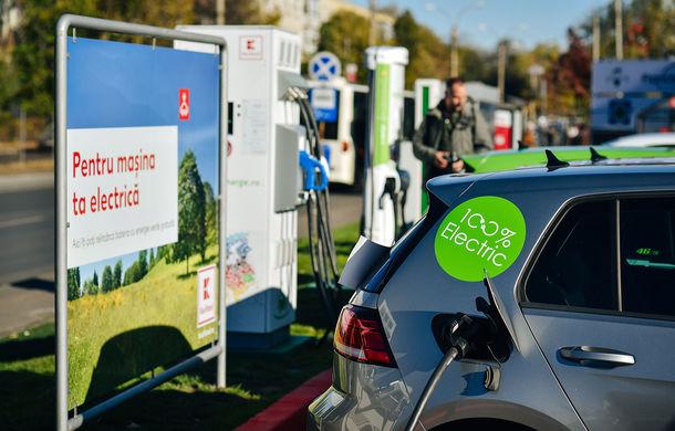 #ElectricRomânia: Kaufland, primul retailer din România care a promovat mobilitatea electrică, este partenerul principal al turului țării cu mașini electrice - Poza 2