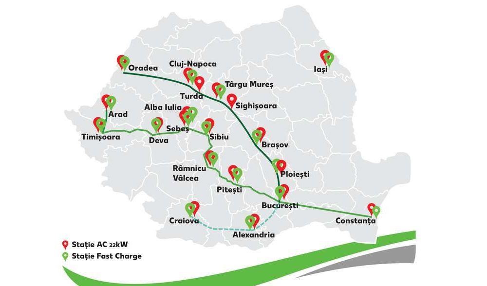 #ElectricRomânia: Kaufland, primul retailer din România care a promovat mobilitatea electrică, este partenerul principal al turului țării cu mașini electrice - Poza 5