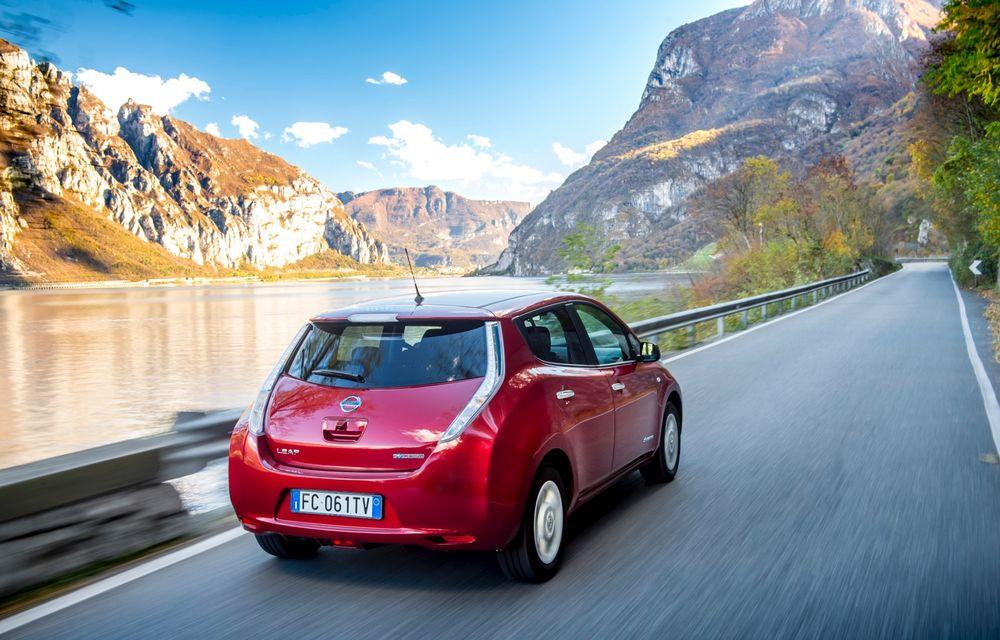 #ElectricRomania: Nissan Leaf se prezintă - Poza 10