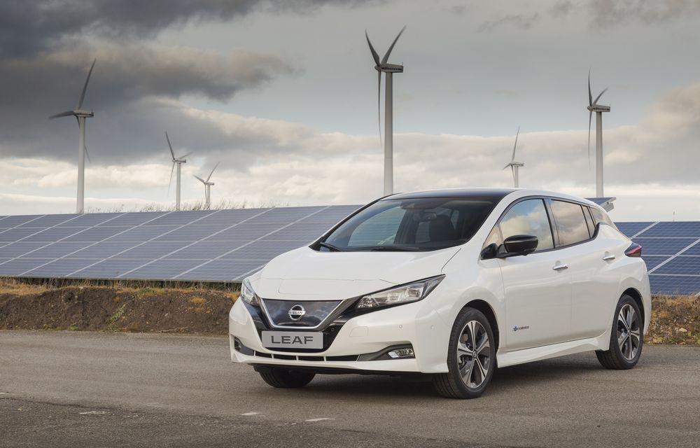 #ElectricRomania: Nissan Leaf se prezintă - Poza 12