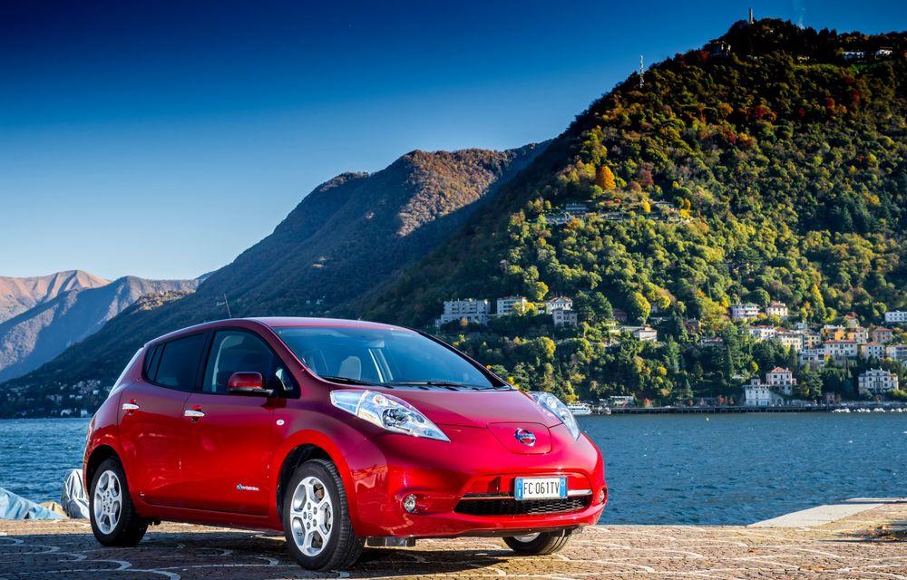 #ElectricRomania: Nissan Leaf se prezintă - Poza 11