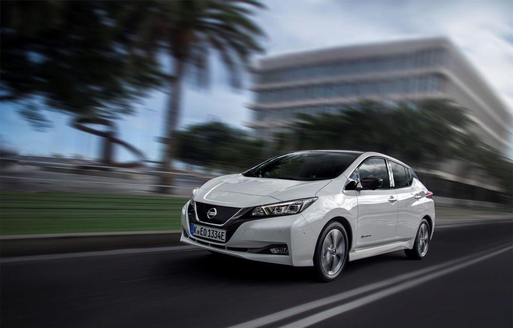 #ElectricRomania: Nissan Leaf se prezintă - Poza 1