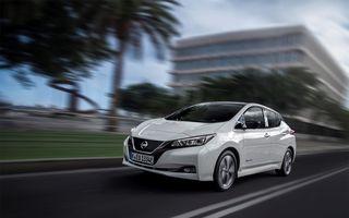 #ElectricRomania: Nissan Leaf se prezintă
