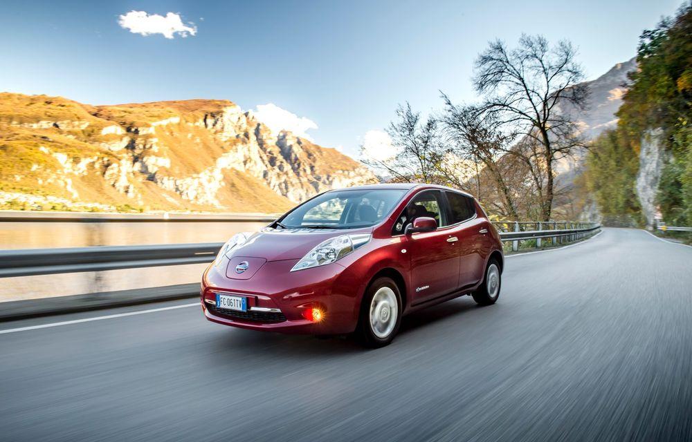 #ElectricRomania: Nissan Leaf se prezintă - Poza 14