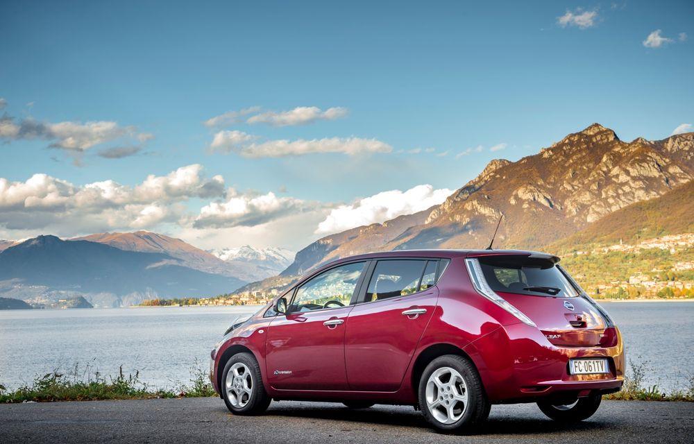 #ElectricRomania: Nissan Leaf se prezintă - Poza 13
