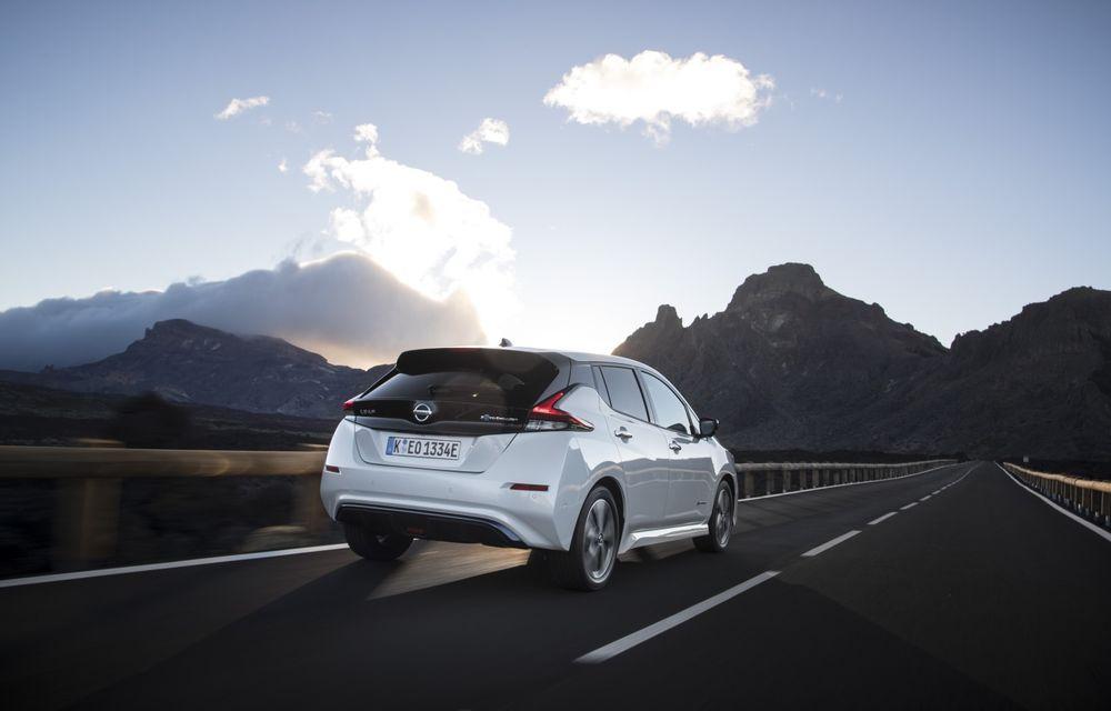 #ElectricRomania: Nissan Leaf se prezintă - Poza 5