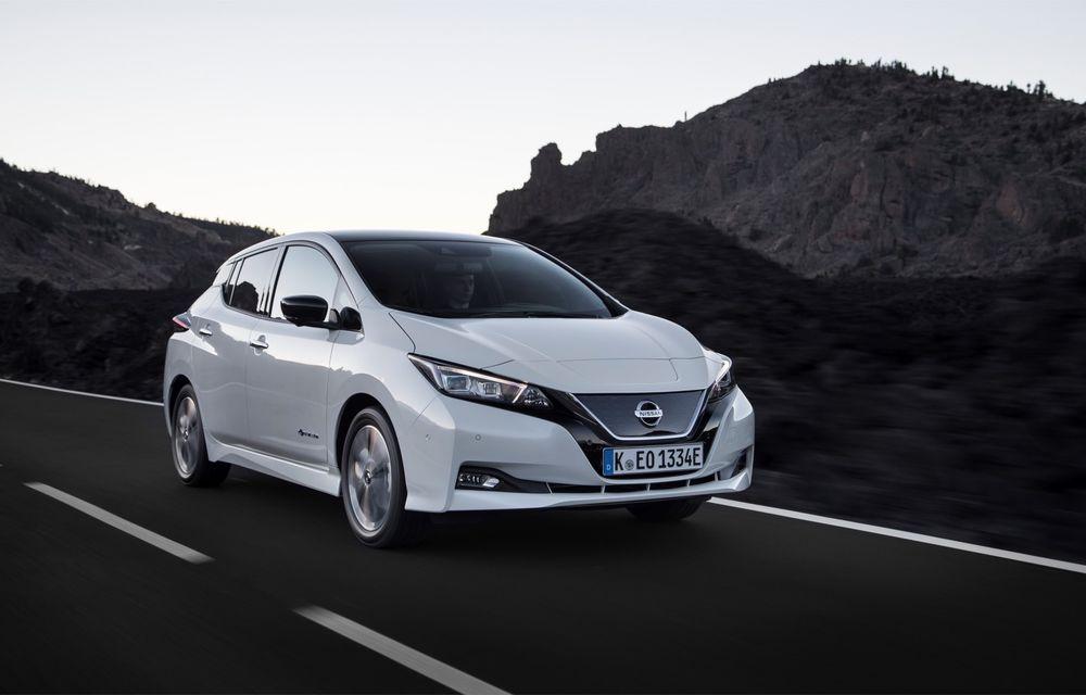 #ElectricRomania: Nissan Leaf se prezintă - Poza 7