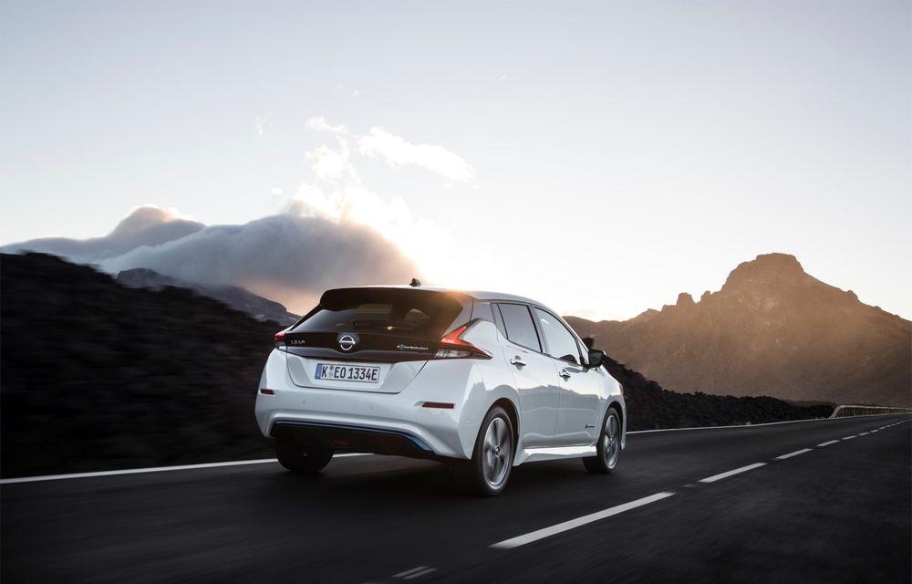 #ElectricRomania: Nissan Leaf se prezintă - Poza 8
