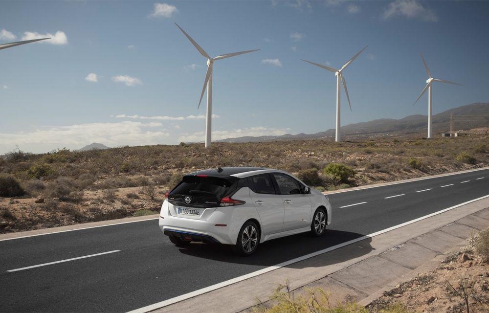 #ElectricRomania: Nissan Leaf se prezintă - Poza 4