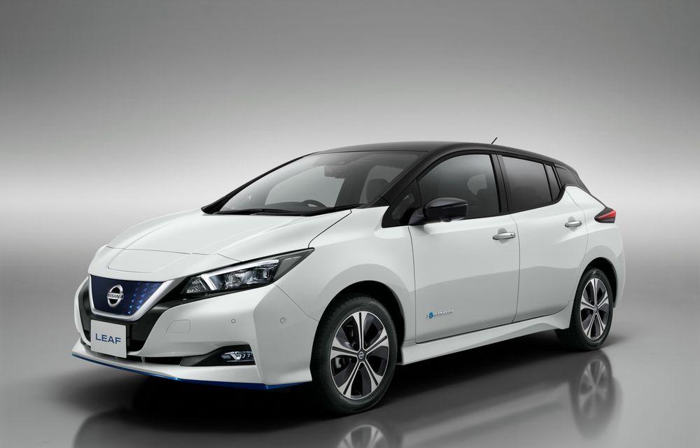 #ElectricRomania: Nissan Leaf se prezintă - Poza 6