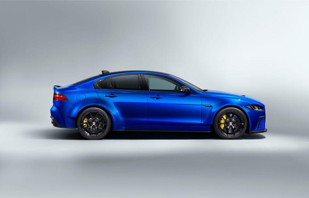 Jaguar lansează o ediție specială pentru XE SV Project 8: doar 15 exemplare vor fi disponibile la nivel global - Poza 2