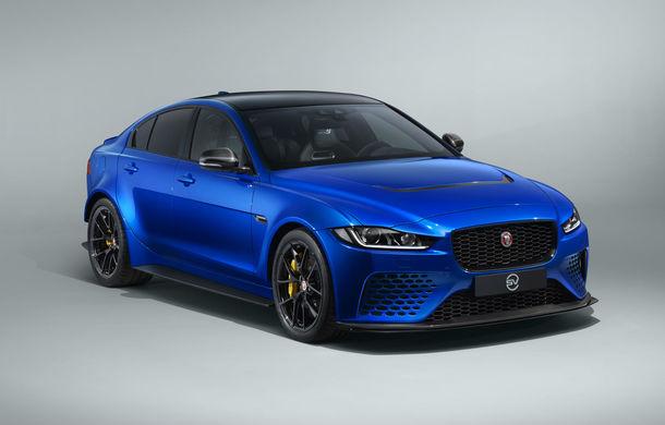 Jaguar lansează o ediție specială pentru XE SV Project 8: doar 15 exemplare vor fi disponibile la nivel global - Poza 1