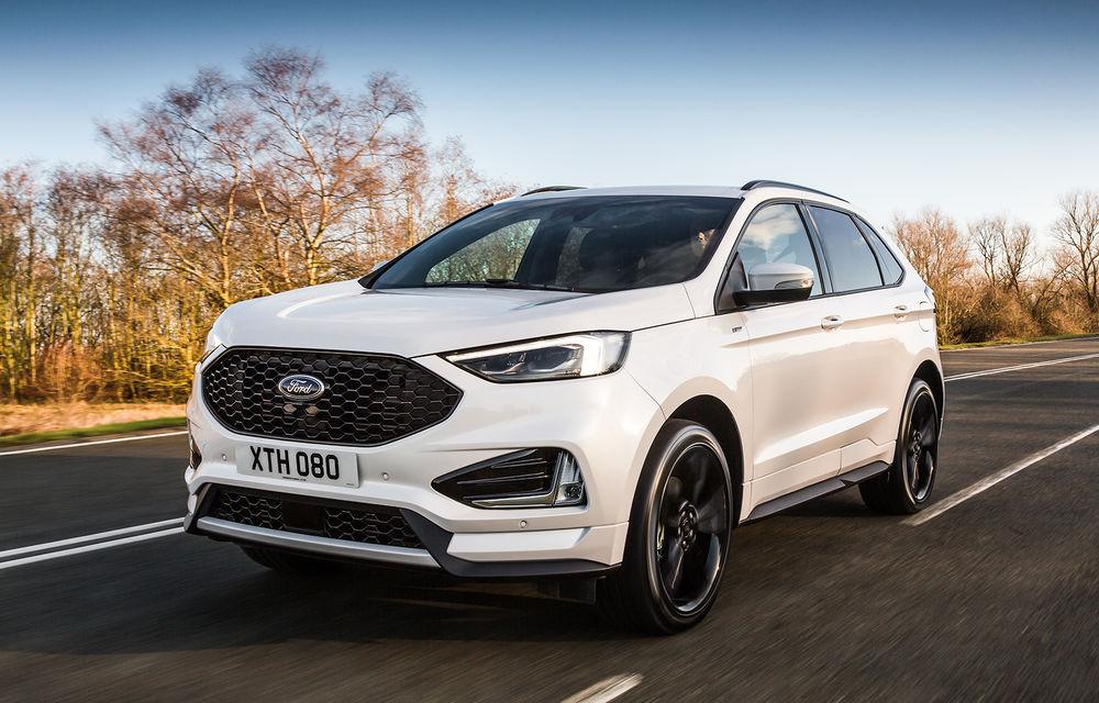 Ford limitează vânzările lui Edge în 7 țări europene, inclusiv România: doar 27 unități înmatriculate în țara noastră în primele 4 luni - Poza 1