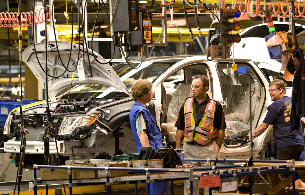 Ford va închide o fabrică de motoare din Marea Britanie în 2020: peste 1.700 de angajați vor fi concediați - Poza 1