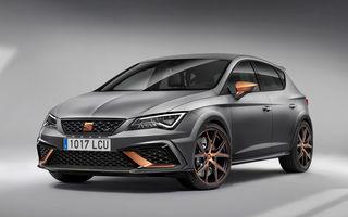 Seat va lansa Cupra Leon în 2020: noul model ar putea prelua motorul de 310 cai putere de la Leon Cupra R