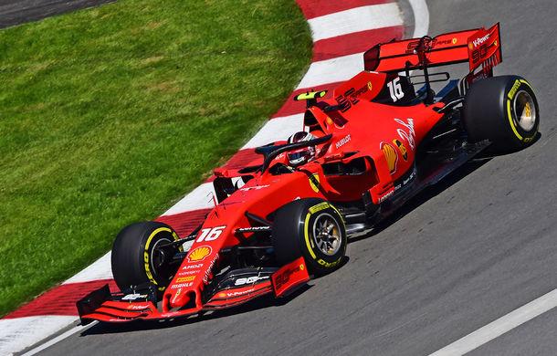 Hamilton și Leclerc, cei mai rapizi în antrenamentele de vineri din Canada: pilotul Mercedes a lovit zidul de beton - Poza 1
