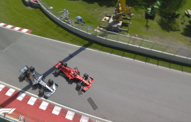 Hamilton a câștigat cursa de la Montreal! Vettel a trecut primul linia de sosire, dar a fost penalizat cu cinci secunde - Poza 3