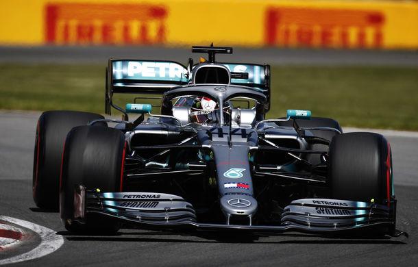 Hamilton a câștigat cursa de la Montreal! Vettel a trecut primul linia de sosire, dar a fost penalizat cu cinci secunde - Poza 1