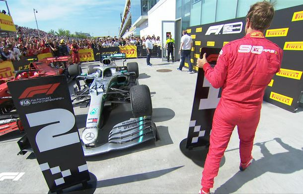Hamilton a câștigat cursa de la Montreal! Vettel a trecut primul linia de sosire, dar a fost penalizat cu cinci secunde - Poza 4