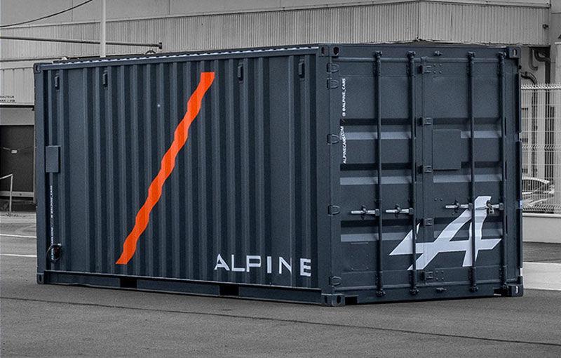 Alpine pregătește o surpriză pentru fani: o nouă versiune a modelului A110 va debuta cu ocazia cursei de 24 de ore de la Le Mans - Poza 1