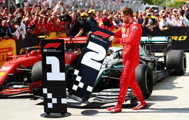 """Vettel critică dur penalizarea de la Montreal care l-a costat victoria: """"Trebuie să fii orb să crezi că puteam controla monopostul"""" - Poza 1"""
