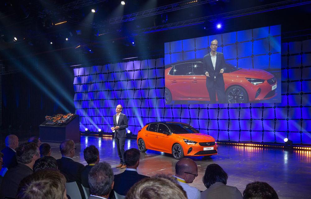 Am văzut pe viu noul Opel Corsa Electric. 5 lucruri pe care trebuie să le știi despre electrica Opel - Poza 13