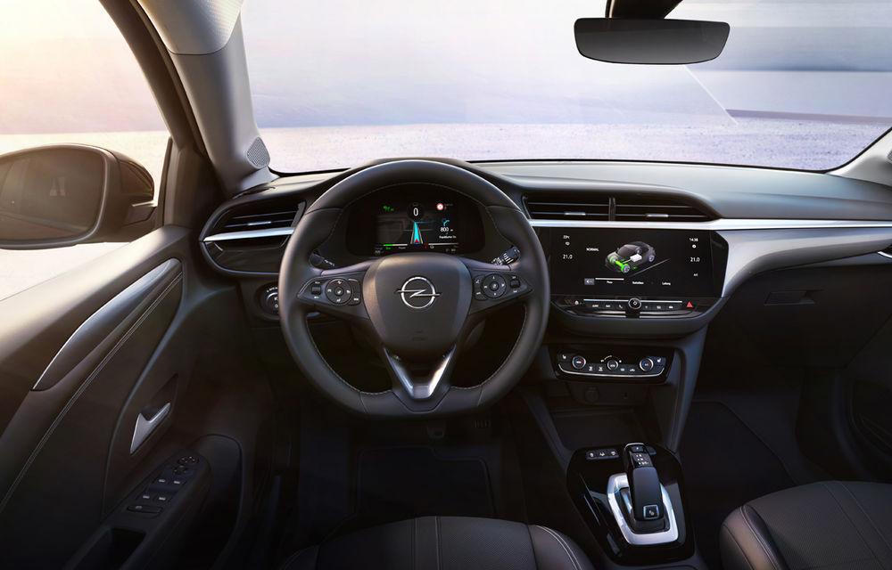 Am văzut pe viu noul Opel Corsa Electric. 5 lucruri pe care trebuie să le știi despre electrica Opel - Poza 10