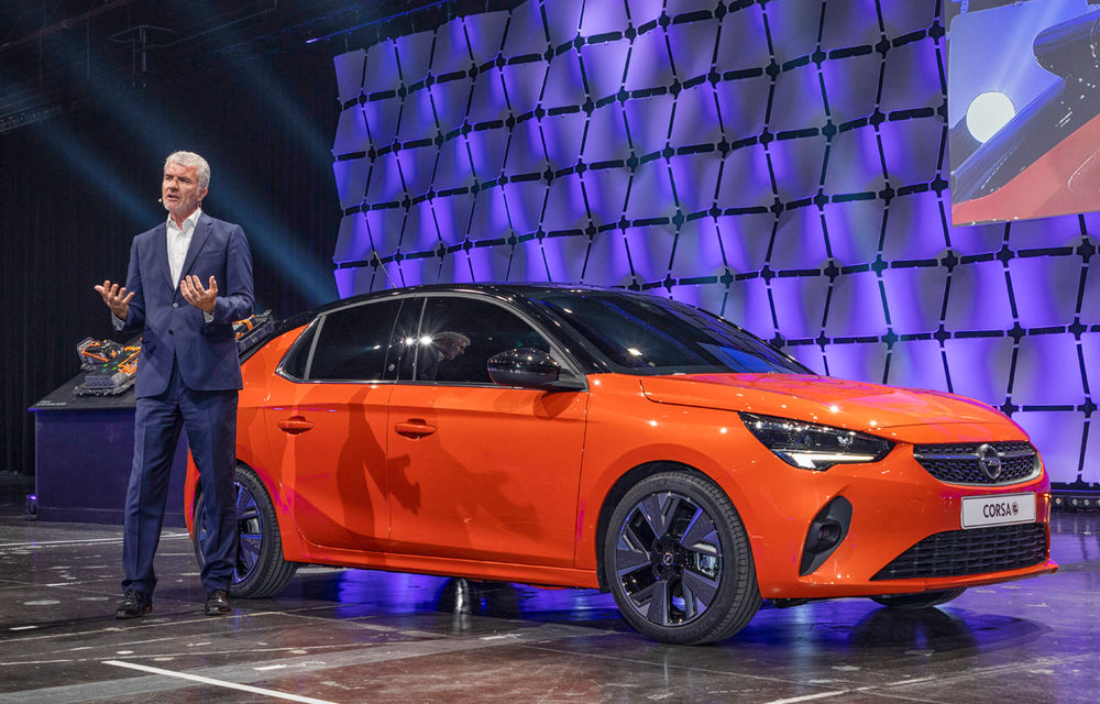 Am văzut pe viu noul Opel Corsa Electric. 5 lucruri pe care trebuie să le știi despre electrica Opel - Poza 16