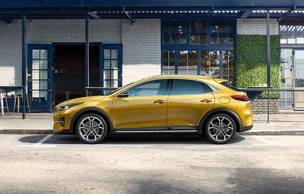 Noul SUV Kia XCeed va avea un panou de instrumente complet digital de 12.3 inch: prezentarea oficială va avea loc în 26 iunie - Poza 2