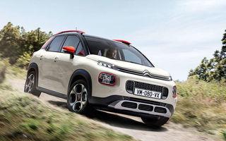 Citroen a vândut 200.000 de unități C3 Aircross în ultimii 2 ani: SUV-ul este al doilea cel mai căutat model din gama francezilor, după C3