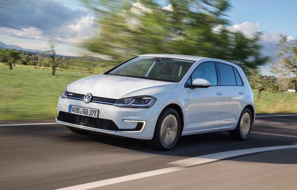 #ElectricRomânia: Volkswagen e-Golf se prezintă - Poza 1