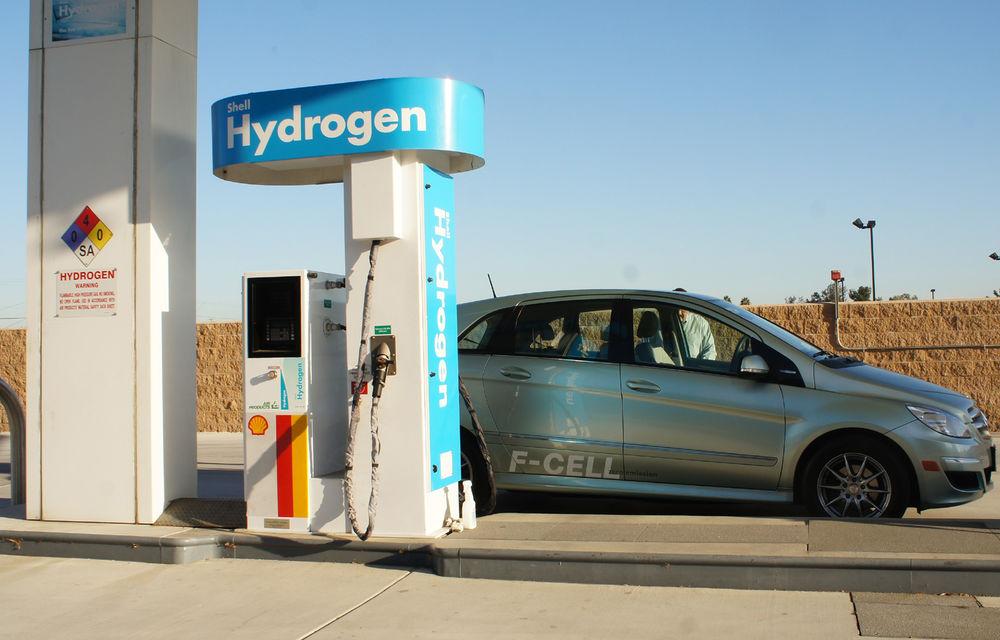 Explozie la o stație de încărcare cu hidrogen în Norvegia: Toyota și Hyundai au suspendat vânzările de mașini electrice alimentate cu hidrogen - Poza 1